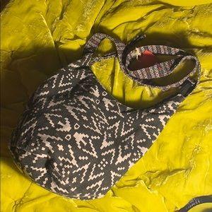 Mossimo target tribal Crossbody shoulder bag purse